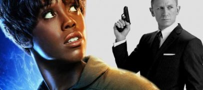 Yes Ladies & Gentlemen, This Will Be The New 007, A BLACK WOMAN, Yep! Are U OK With This? (Video)