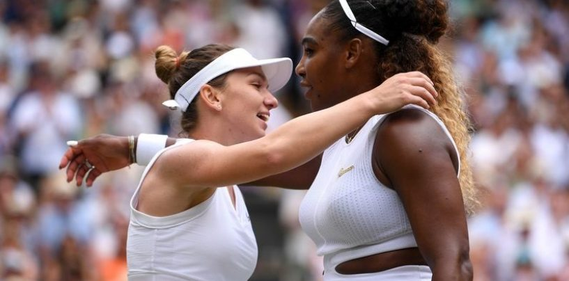 Simona Halep Wins Wimbledon Against Serena Williams After Tommy Discussed How They Differ! Was He Right? (Video)
