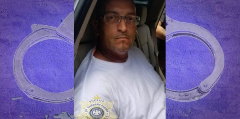 Louisiana Man Arrested After Wife Walks In On Him Raping A 9 year Old Girl! (Video)