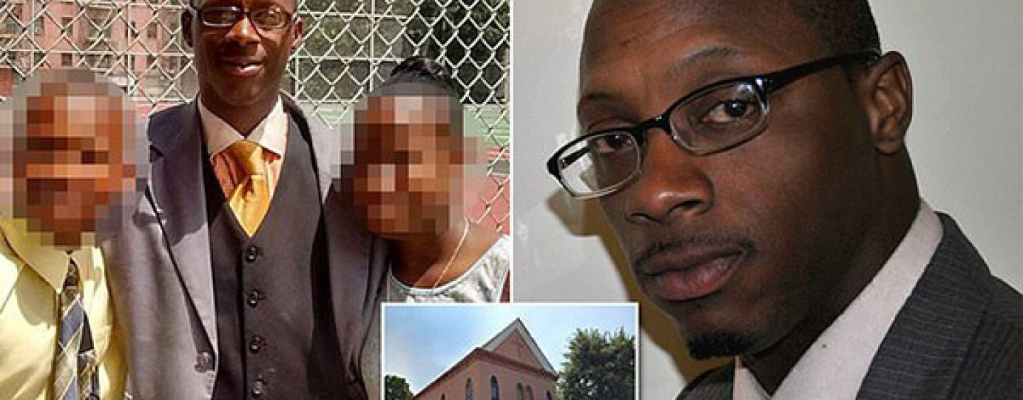 NY Pastor Charged With Raping His Own Daughter, 14, Over The Past 6 Years On Church Grounds! (Video)