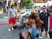 Family Members Of Blacks Fighting At Disneyland Charged & Facing Up To 7 Years In Jail! (Video)