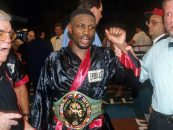Boxing Great Pernell Whitaker Dead At 55 After Being Hit By A Car While Walking! (Video)