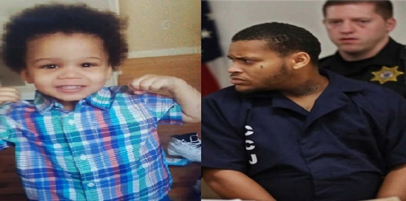 Man Beats His Girlfriends 2 Year Old Child To Death Over Groceries, Telling Him To Put Up His Fist Before Killing Him! (Video)