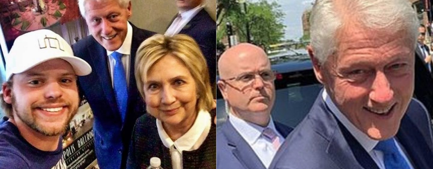 Jeffery Epstein Scandal EXPLODES With Much Info Tying Him To Names Like The Clintons & More!