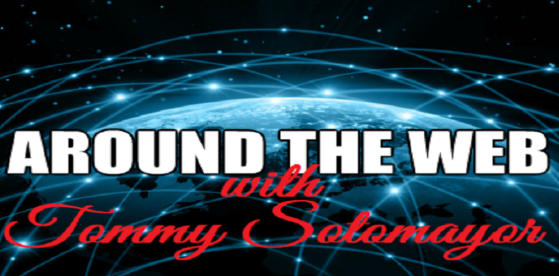 8/29/19 Around The Web w/ Tommy Sotomayor! (Live Broadcast)