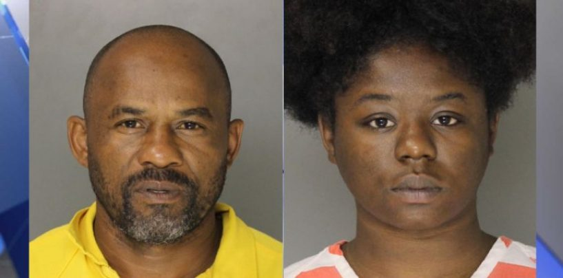 Father & Daughter Accused Of Tag Team Raping 2 Underage Girls At Motel! (Video)