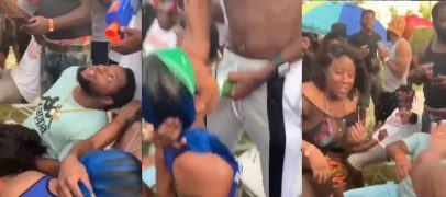 A Group Of Blacks Hold A Cockcucumber Party! The Degenerate Before Is Our Downfall! (Video)