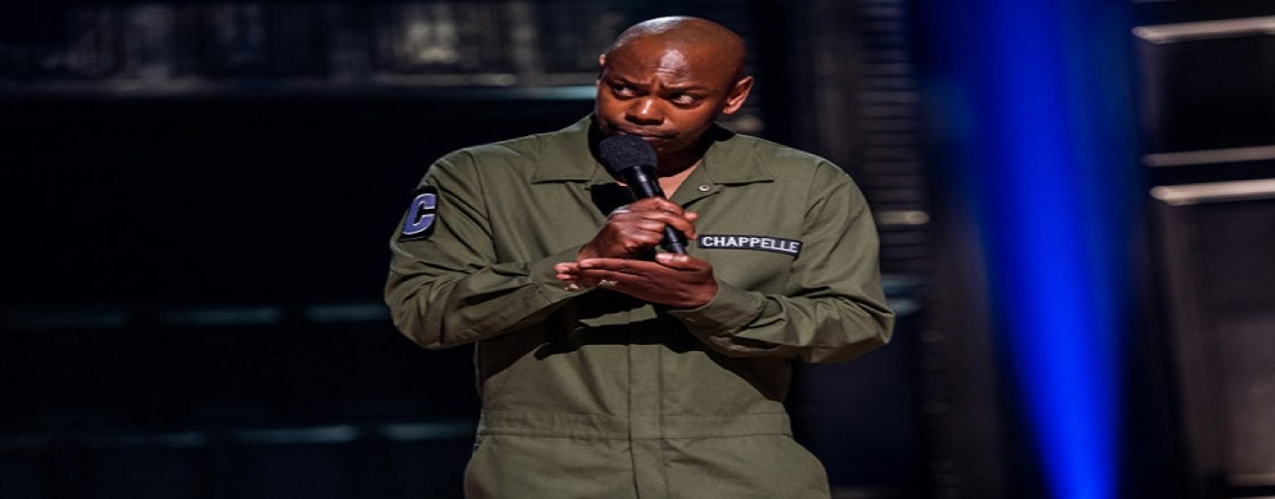 Tommy Sotomayor Says Dave Chappelle Stole A Few of His Jokes & Shows Proof! (Video)