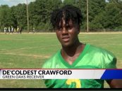 Louisiana Football Player's Mom Does What Black Women Do & Gives Her Son The Dumbest Names In History! (Video)