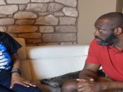 Tommy Sotomayor Goes 1On1 With So Called Ratchet Black Chick To Find Out Why She Is A Fan Of His Work! (Video)