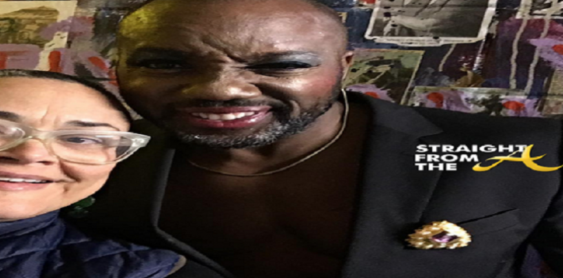 Has Been Actor Malik Yoba Comes Out Saying That He Is Attracted To Transgenders! (Video)