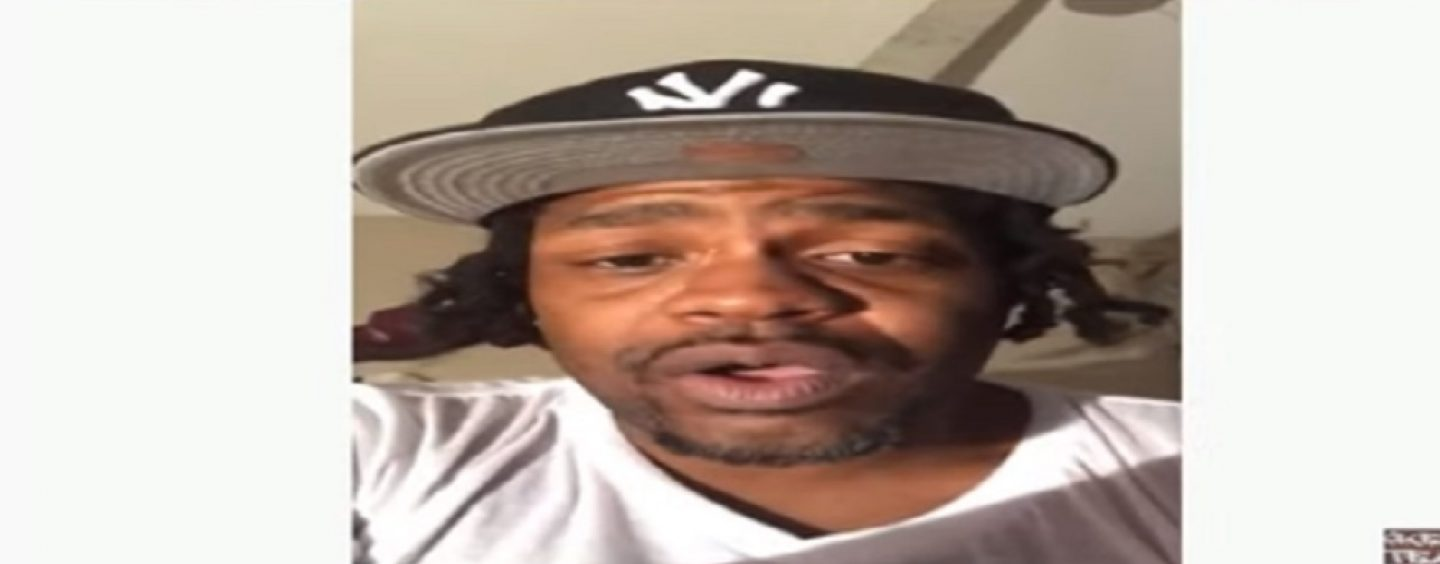 Mc Eiht Knockoff Wants Tommy Sotomayor's Attention & Now He Has It! ENJOY! (Video)
