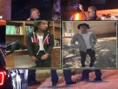Homeowner Kills 3 Black Male Teens In Mask As They Tried To Rob Him & His Family With A Gun! (Video)