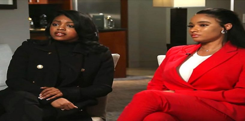 R Kelly's Two Beautiful Girlfriends Defend Him So Should We Feel Sorry For Them Or Just Let Them Be? (Video)