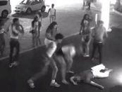 White DC Man Brutally Beaten By 30 Plus Black Teens In Race Motivated Assault! (Video)