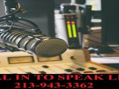 Call In To Address Tommy Sotomayor About Anything, LETS DEBATE! 213-943-3362 (Live Broadcast)