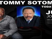 Judge Joe Brown Goes 1On1 w/ Tommy Sotomayor On Malik Yoba & Should Blacks Support Trans Movement? (Live Broadcast)
