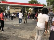 Arab Gas Station Attendants Slap The Life Out Of Black Women Over Gas & The Public Is Outraged! (Video)