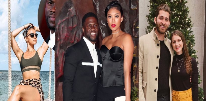 Kevin Hart & The 2 People In His Car.  Who Are They & Was This A Cuck-A-Doodle Do Situation? (Video)