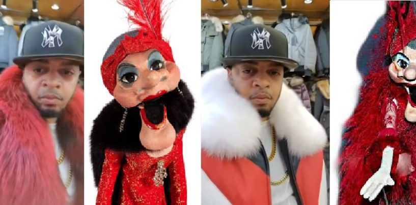 Who Wore It Better? Hassan Campbell Or Madame? (Video)