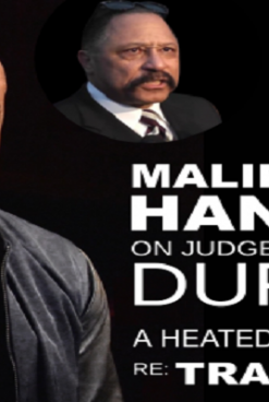 Judge Joe Brown Destroys Malik Yoba's Tranny Talk So Bad That Malik Hangs Up The Phone Like A B*tch! (Video)
