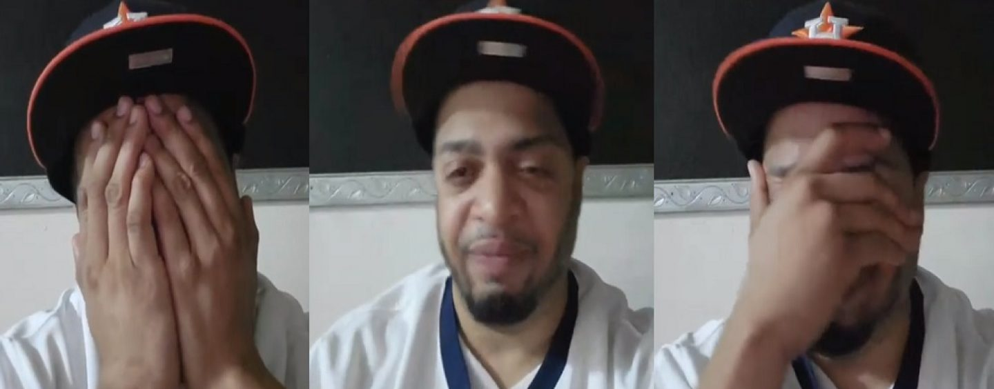 Hassan Campbell Discussing How He Ended Up Getting Raped By One Of His Moderators Live On YouTube (Video)