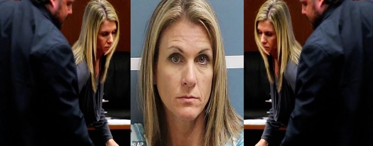Married White Mom Arrested For Having Sex With Several Of Her Teen Daughters Friends! (Video)