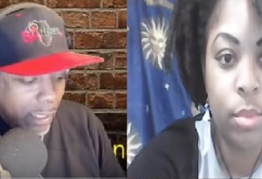 How Sa Neter Showed His Lack Of A Spine & Integrity During His So Called 1 On 1 With Ashy D! (Live Broadcast)
