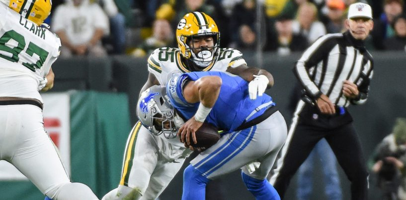 NFL Admits Mistakes In Lions V Packers Game & What Needs To Happen Going Forward! (Video)