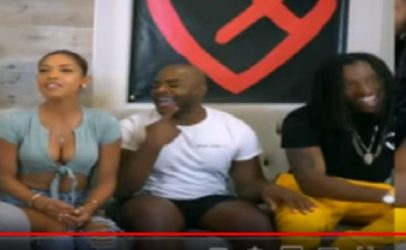 Why Was Young Pharaoh Caught Wearing The Same Shirt & Pants On Several Different Interviews?