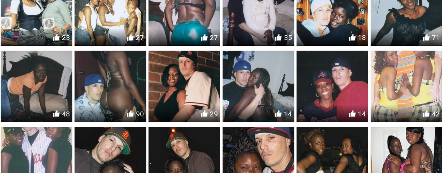 The Many Black Hoes Of Jason Pope AKA DJ Kid Who Helped Him Recruit Other Black Girls To Spread HIV To Black People! (Video)