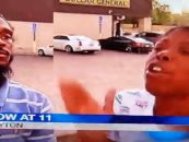 Family Of Thug Shot & Killed While Trying To Rob Dollar Store Say Clerk Was Wrong For Protecting Himself! (Video)