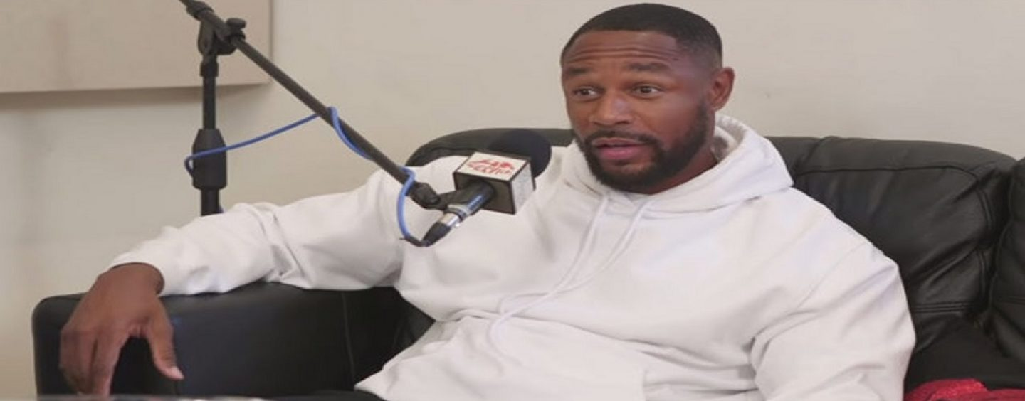 R&B Singer Tank Says A Man Can Suck Up To Two d**ks Without Being Called Gay.. PAUSE!!! (Video)