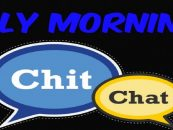 10/2/19 – Lets Have An Early Morning Chit Chat With Tommy Sotomayor! (Live Broadcast)