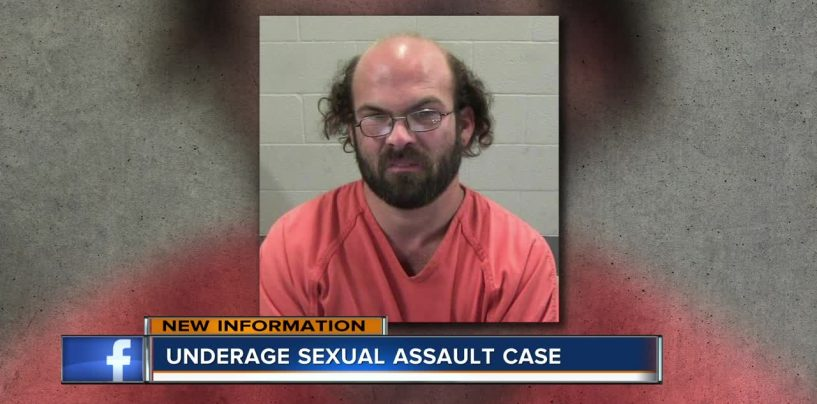 Man Arrested After Walking 351 Miles Cover 2 States To Have Sex With A 14 Year Old Girl! (Video)