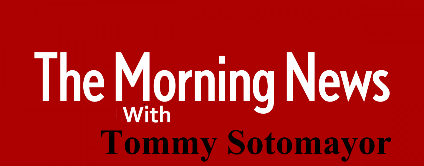 10/24/2019 The Morning News With Tommy Sotomayor! (Live Broadcast)