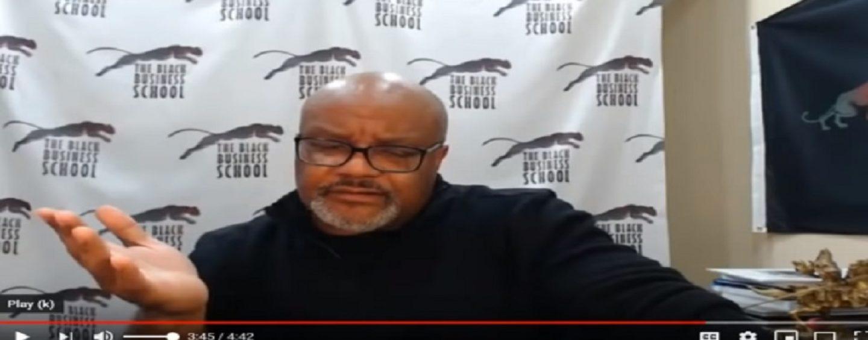 Dr Moist Twatkins Weighs In On The Mechee Vs Tariq Nasheed Beef! (Video)