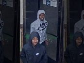Video Shows 2 Black Kings Robbing & Shooting A Fellow Black King At A Detroit Gas Station! Suspects Still On The Loose! (Video)