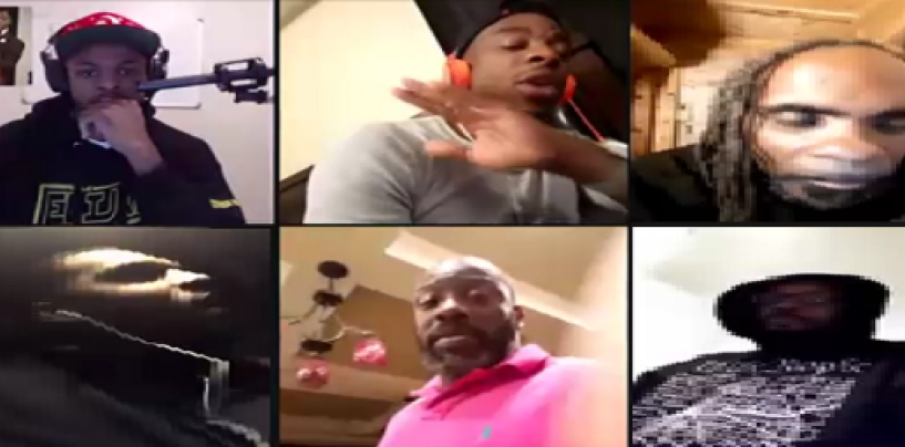 Tommy Sotomayor's Life Gets Threatened In Epic After Show Panel With Brother Ben X & Some SIMP Dude! (Video)