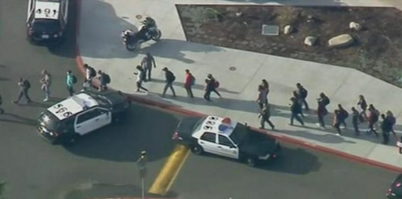 Breaking News: 1 Student Dead & Several Others Wounded In High School In Santa Clarita, Student Suspect Arrested! (Live Breaking News)