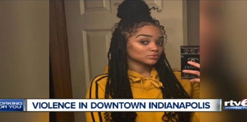 As More Blacks Move Into Downtown Indianapolis The Crime Rate Has Soared Yet The Media Refuses To Call It Out! (Video)