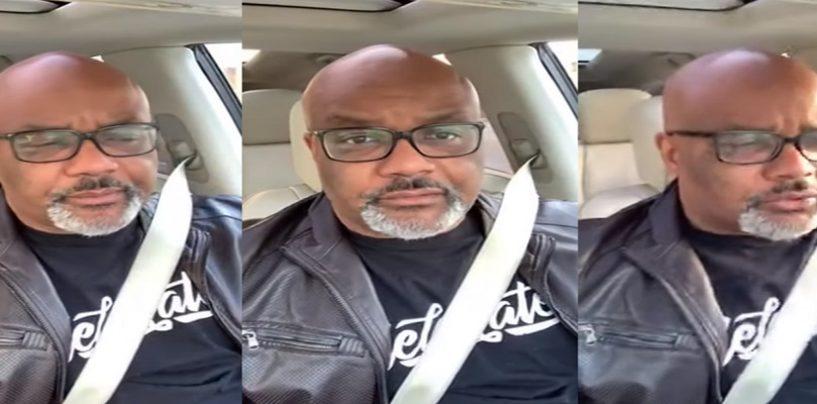 DR. MOIST TWATKINS Explains Tommy Sotomayor's Hatred Of Black Women & His Feminine Tendencies! (Live Broadcast)