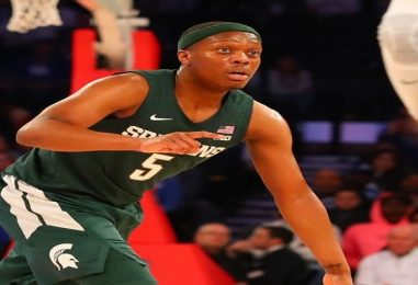 Michigan State Basketball Star Loses His Brother After Stepping In Front Of A Speeding Amtrak Train On Purpose! (Video)