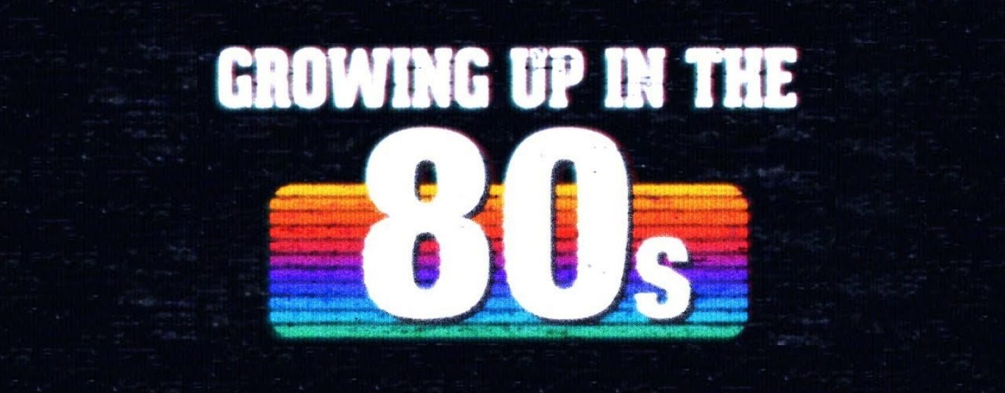 Tommy Sotomayor Remembering What It Was Like To Grow Up In The 80s In The South! Do U Remember These Things? (Video)