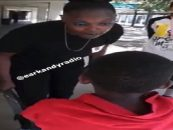 Black Mom Who Beat The DogSh*t Out Of Her Son In Front Of Teachers Explains Why She Did It & She Will Do It Again! (Video)