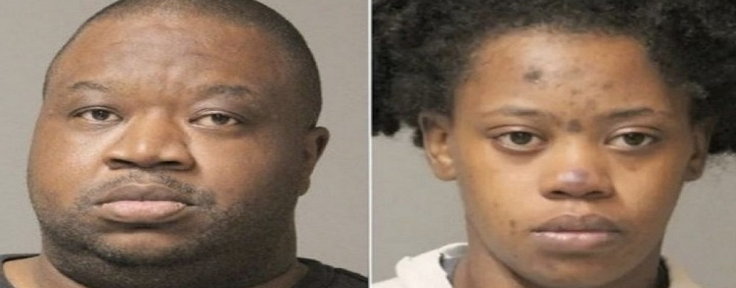 Sheriff & Mom Arrested After He Coerced Mom To Perform Oral On Her 1 Year Old Child & Send Him The Video! (Video)