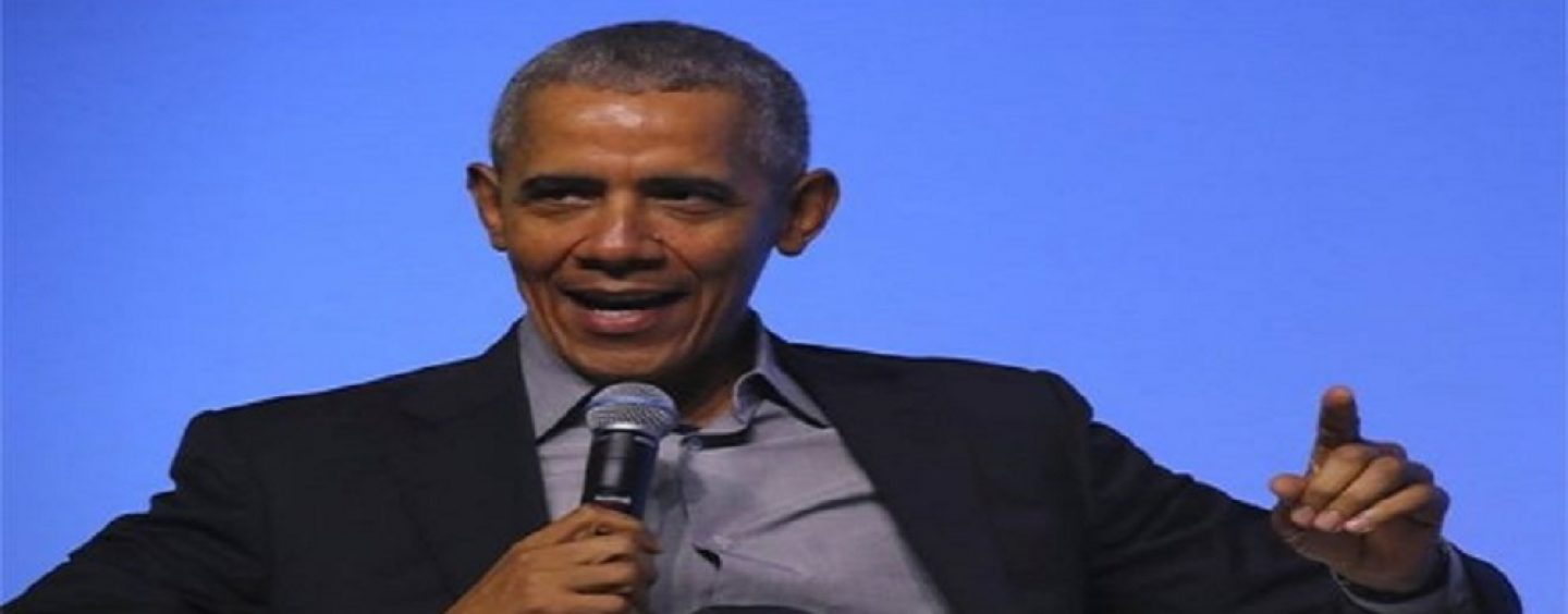 Worst Former President Ever, Barack Obama, Says It Is A Fact That Women Are Better Leaders Than Men! (Video)