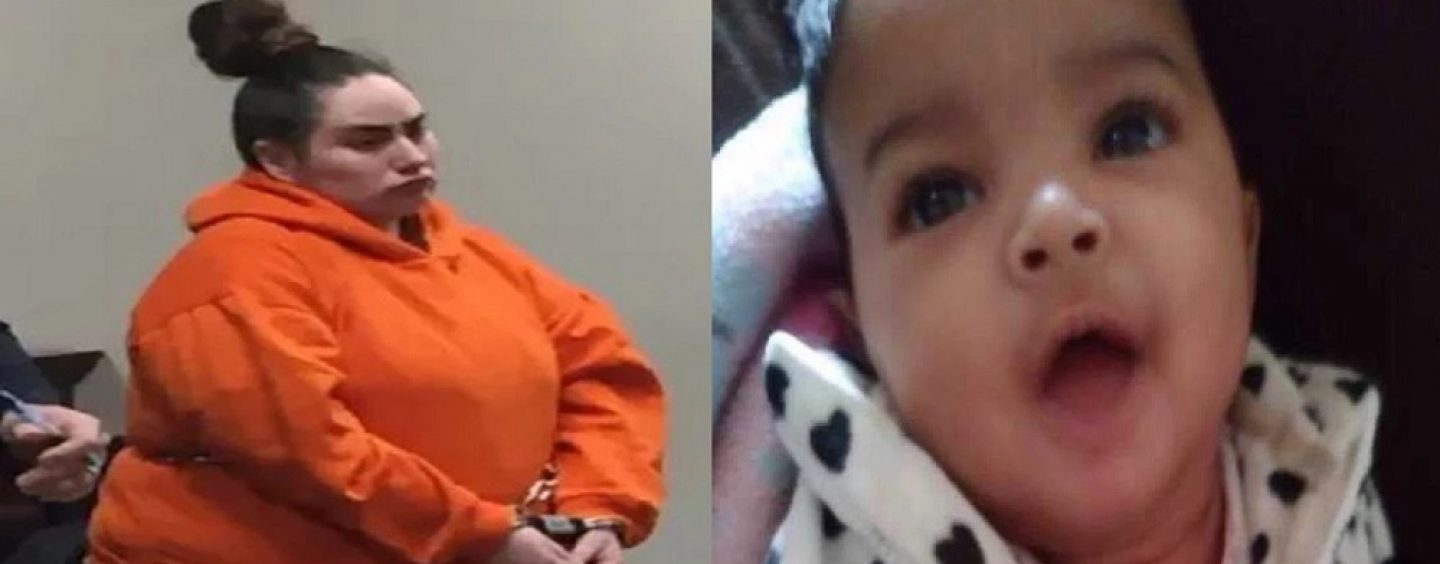 Babysitter Gets 25 Years For Shaking Baby So Hard Her Spine Was Shattered Then Leaves Her To Die In Agony! (Video)