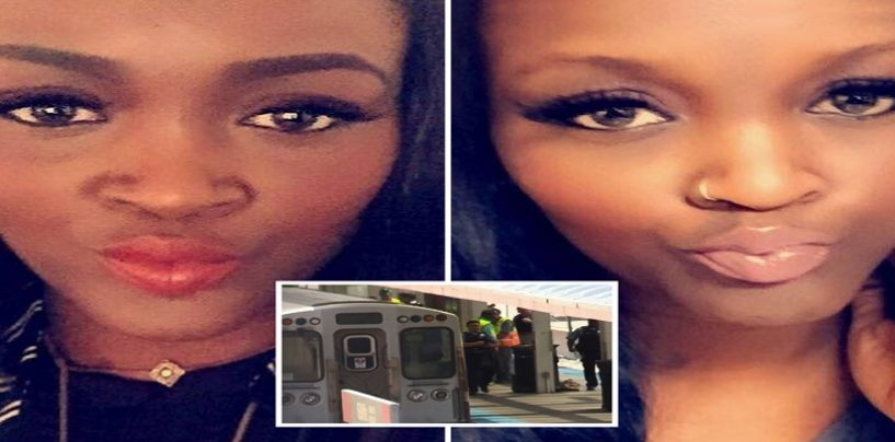 Family Blames Man Driving Train But Others Blame Tommy Sotomayor For Train Hitting Felon Smith Who Jumped On Tracks To Retrieve Her Cellphone! (Video)