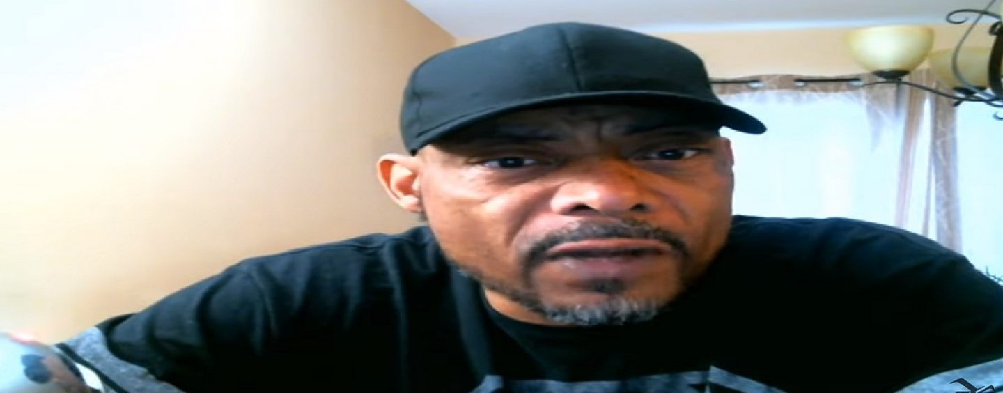 Catface Still Trying To Be Relevant After 50 Years of Being Irrelevant! Speaking On Tariq, Mechee X, Tommy Sotomayor, David Banner & More! (Live Broadcast)